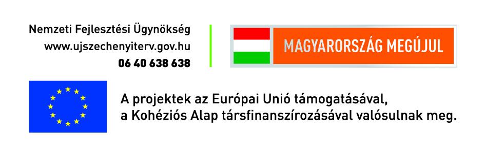 EU kohéziós alap logo